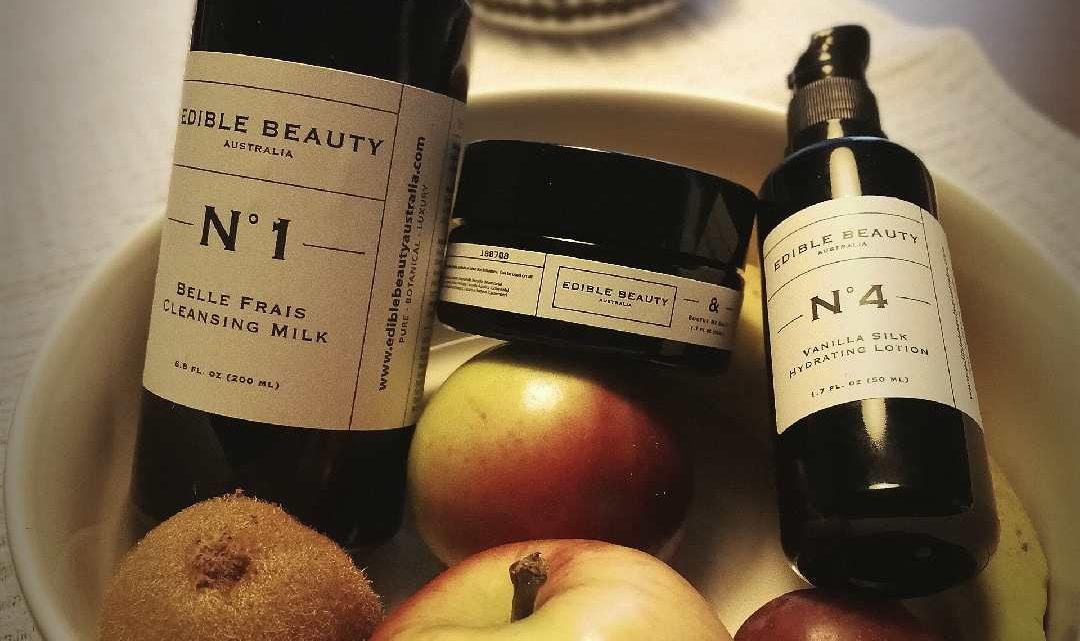 Edible Beauty -syötävää kosmetiikkaa?