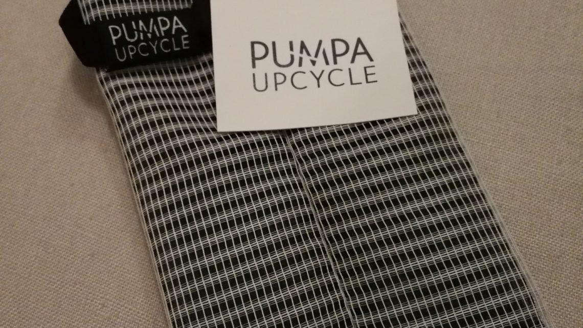 Pumpa Upcycle -saippuapussi -outo, mutta kätevä!